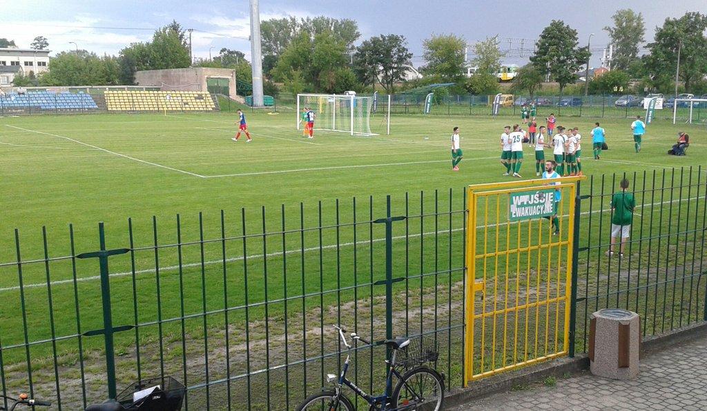 Klęska w Pucharze Polski: Świt NDM - Odra 5:0 (3:0)