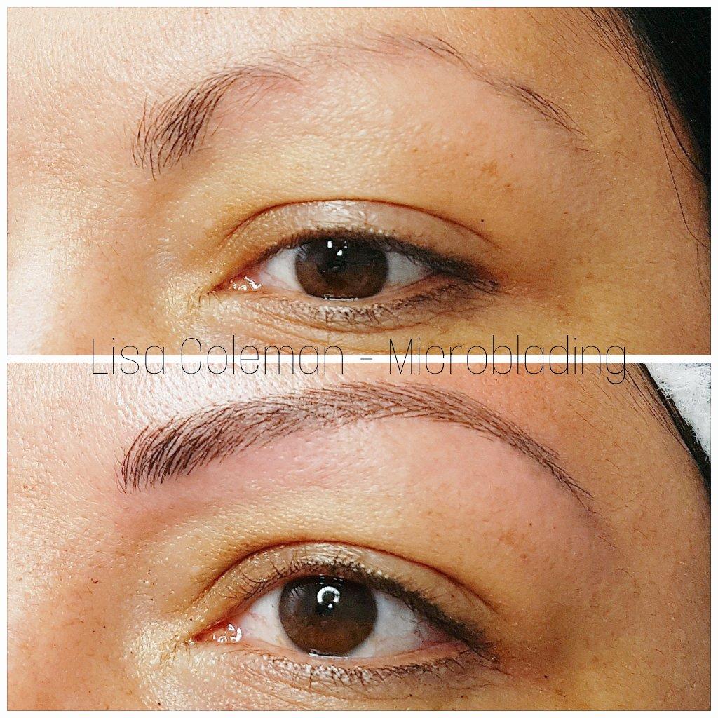 Lisavcoleman On Twitter Microblading Micropigmentation Eyebrows