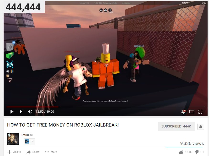 Joe On Twitter How To Get Free Money On Roblox Jailbreak Https