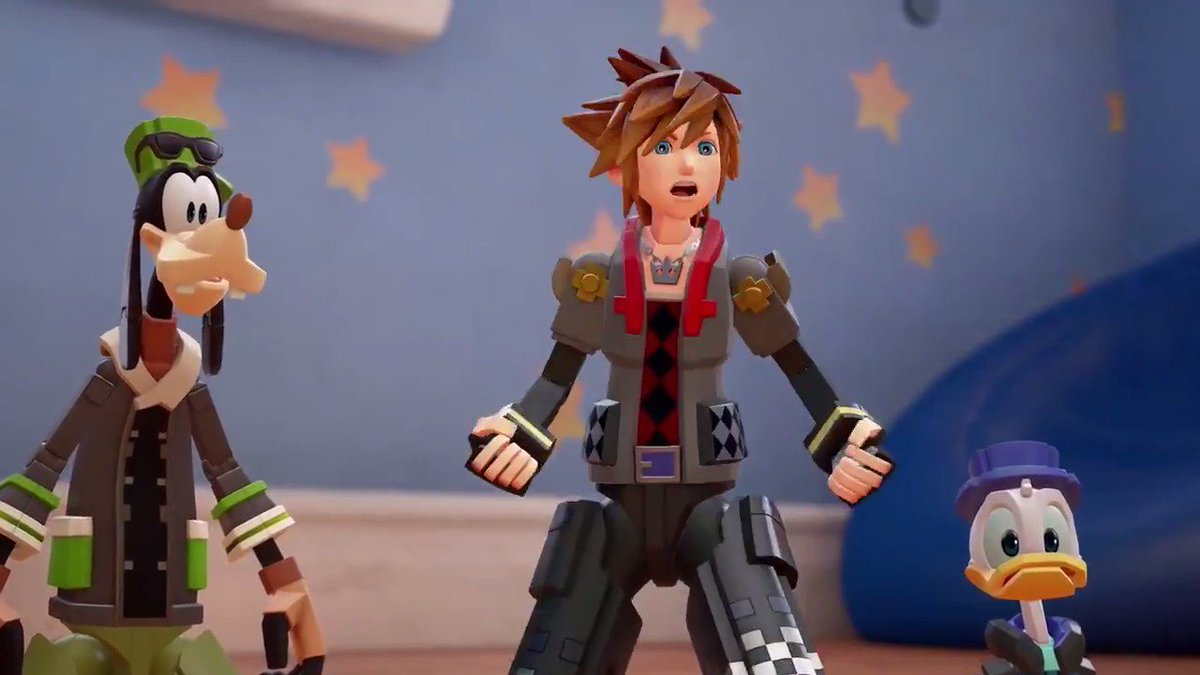 Kingdom Hearts 3 For Ps4 Xbox Coming In 2018 Baaz