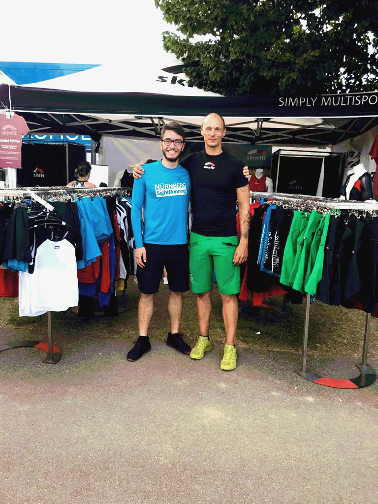 Beeing successful means to have the right partner besides you. Thank you Frederik @skinfitusa #bestpartner #bestsportequipment #sightrunning <br>http://pic.twitter.com/cnmCQmV6gW