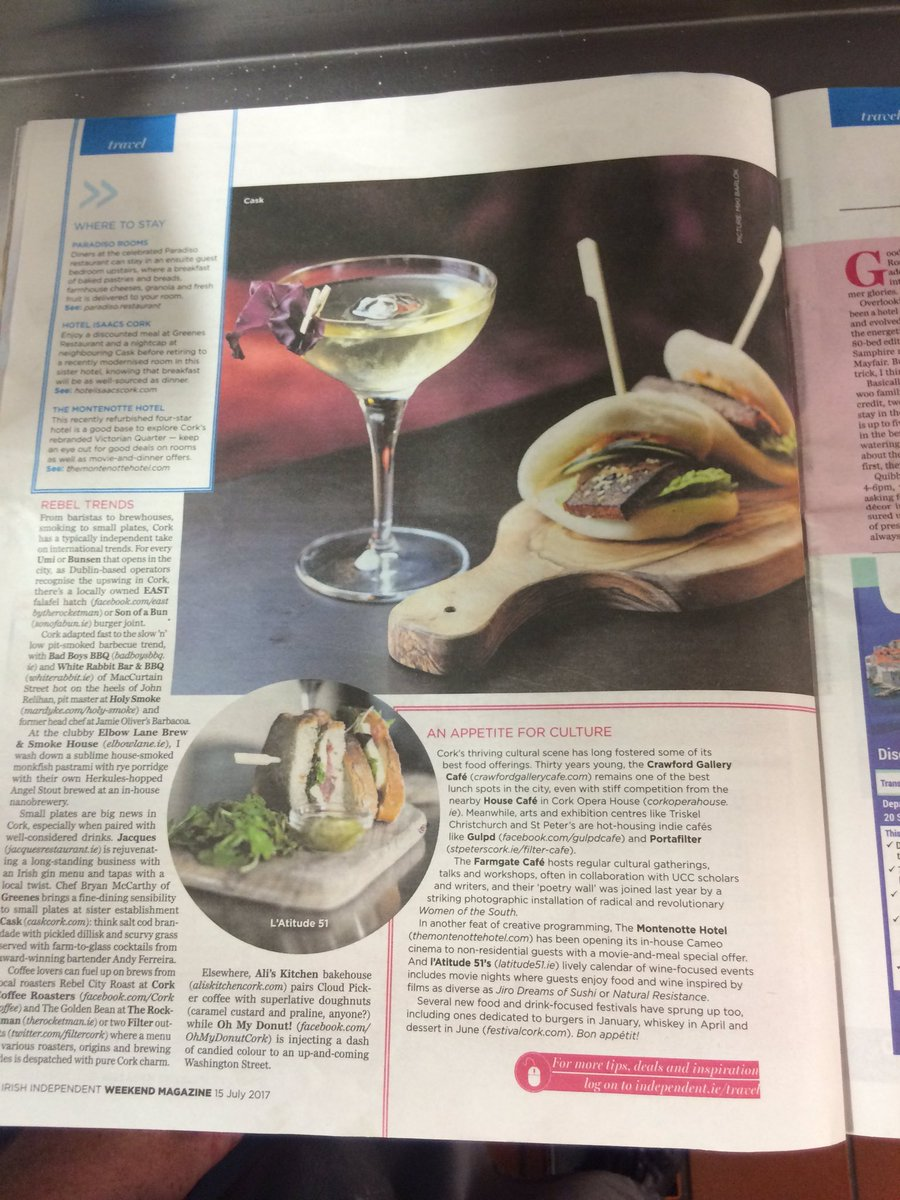 "greenes restaurant on twitter: ""fab article on corks rejuvenated"
