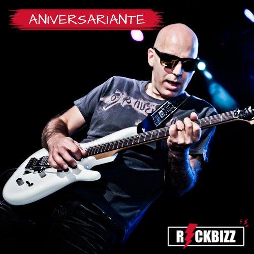 Happy Birthday, Joe Satriani!