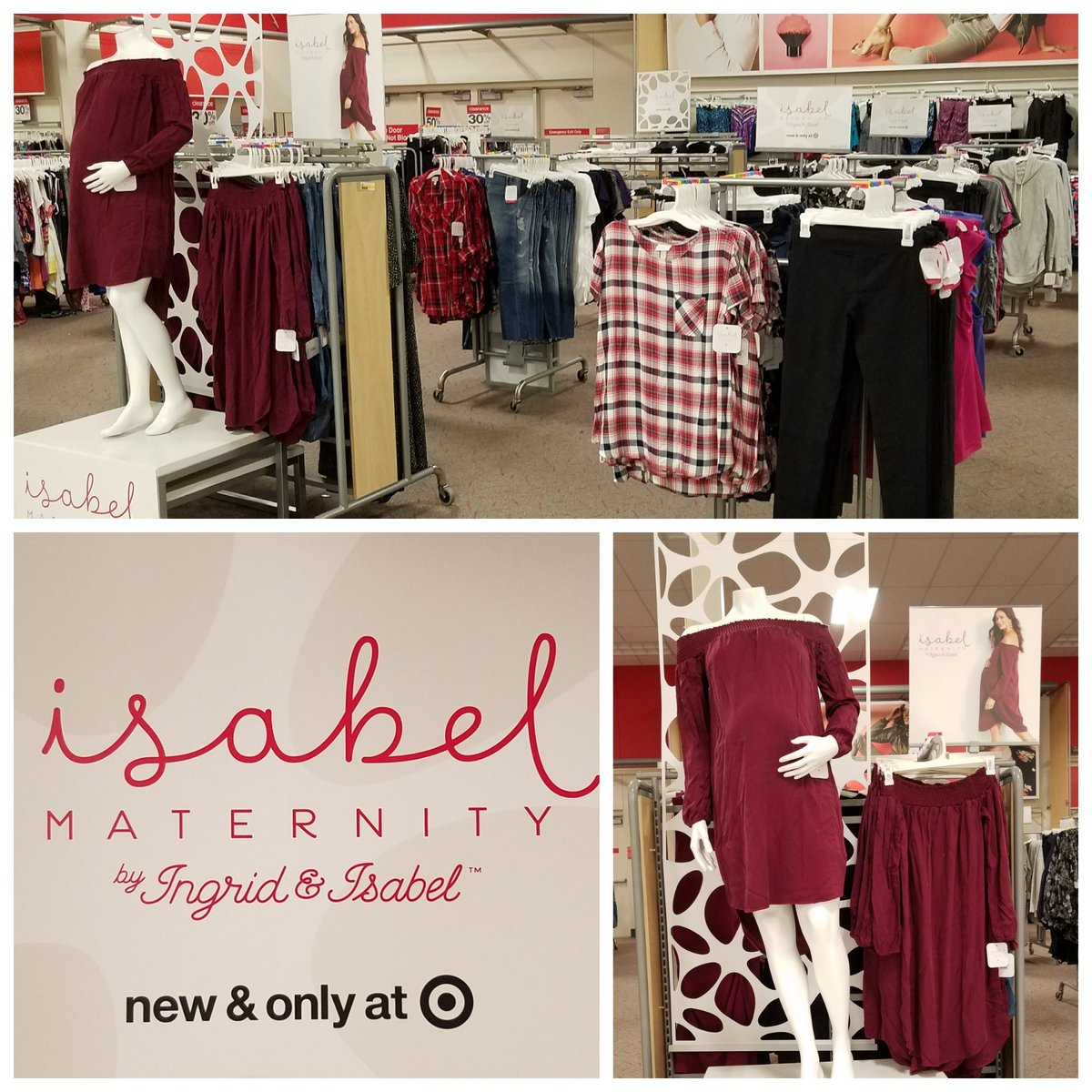Isabel Maternity has arrived at League City! Come check out this Target exclusive, fashion forward brand! #T2320ModelStore #isabelmaternity<br>http://pic.twitter.com/mJ7mHjhM6l