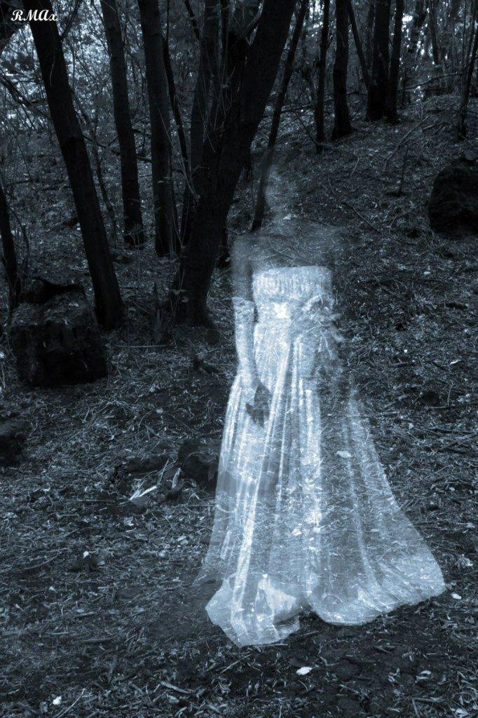 Картинки призраков в жизни