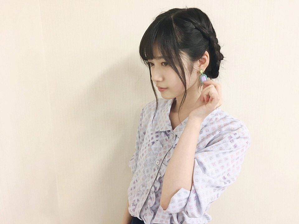 ファッションモデルの寺田蘭世さん