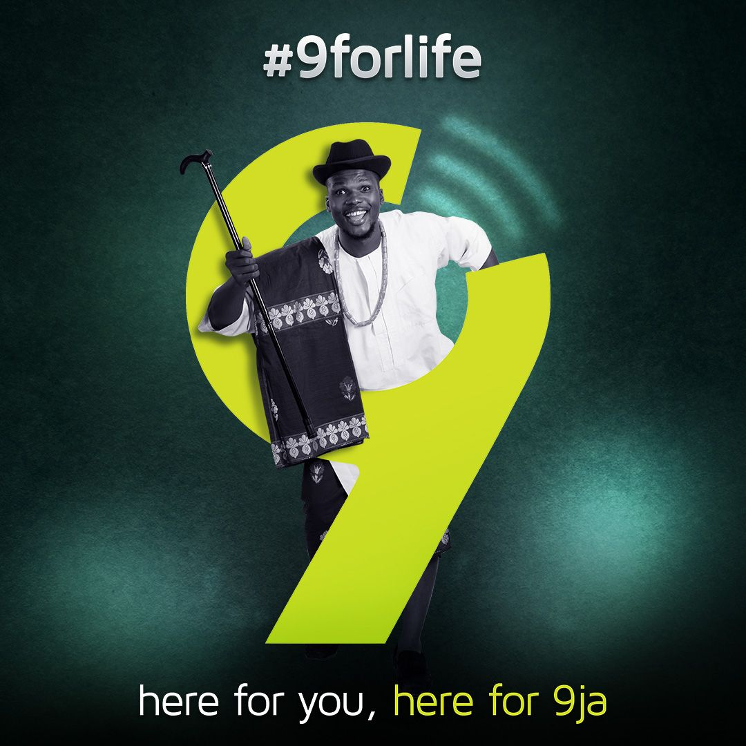 Enjoy 9Mobile Awoof Data – ₦200 for 1GB And ₦1000 for 5GB