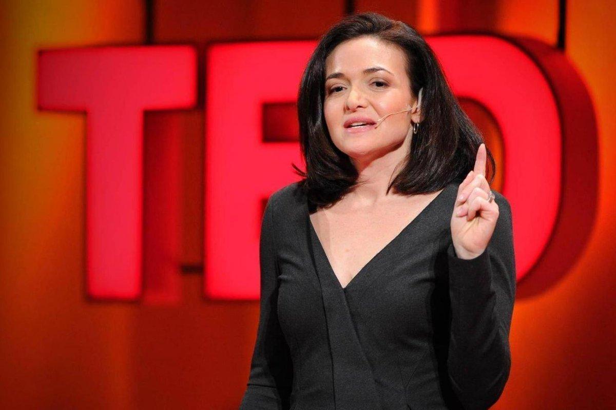 Facebook's Sheryl Sandberg calls for new...
