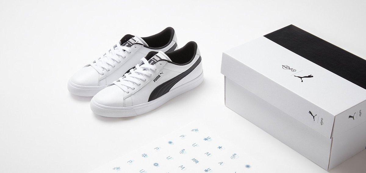bts chaussure puma