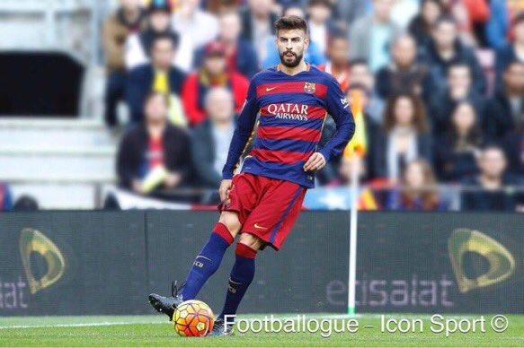 [#Decla💬] Piqué :'Je veux être président du Barça, c'est mon rêve.'