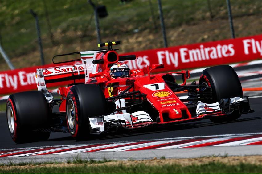 Magyar Nagydíj: Ricciardo maradt az élen a második szabadedzésen
