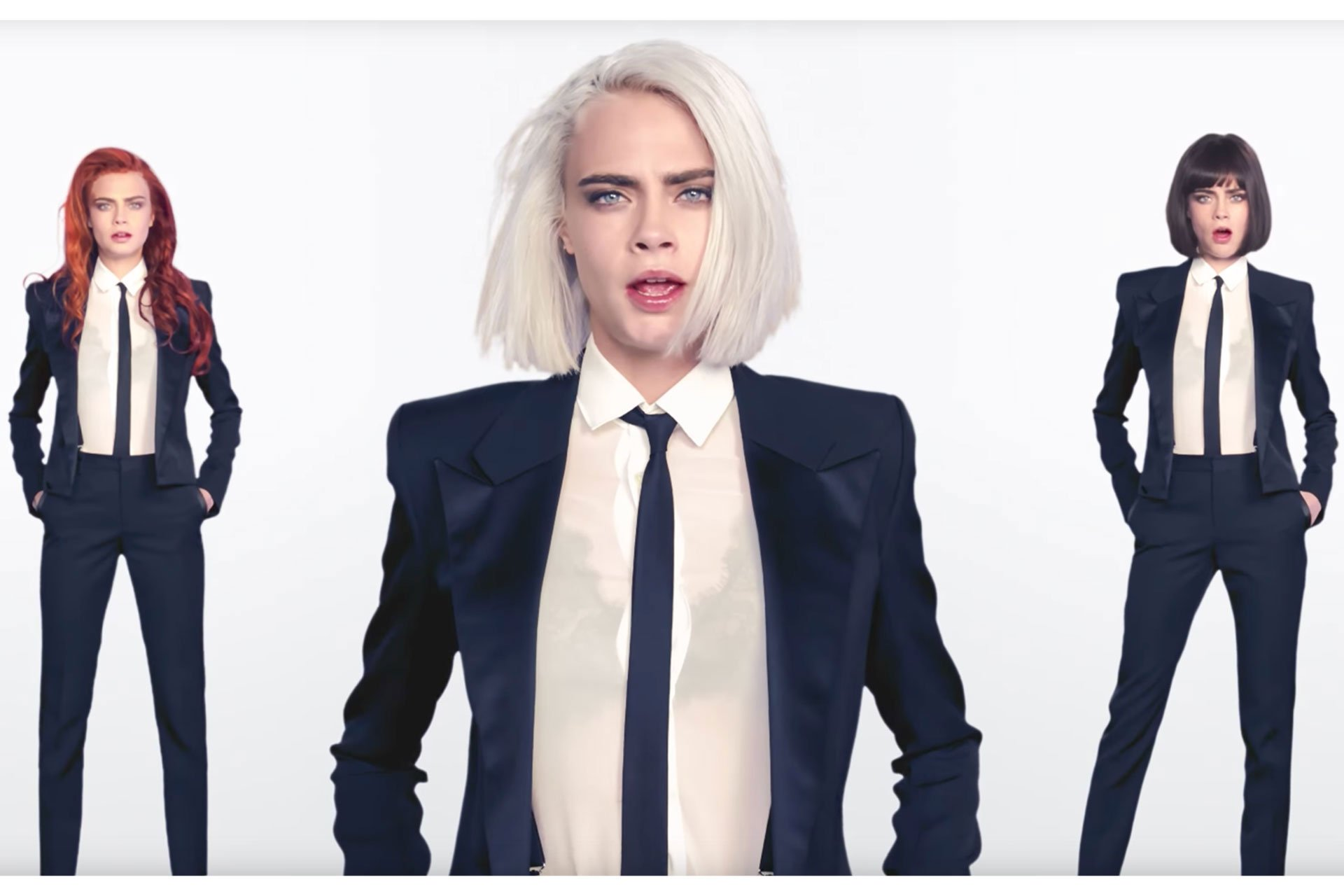 DID YOU SEE: @Caradelevingne has revealed her first music video: https://t.co/p6CUTMAylf https://t.co/iIULtPKYlF