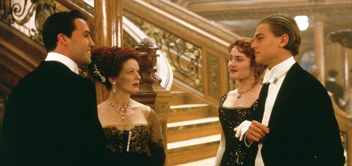 Vingt ans après #Titanic, les retrouvailles de #LeonardoDiCaprio, #KateWinslet et #BillyZane >> https://t.co/dzYPLWs7DQ