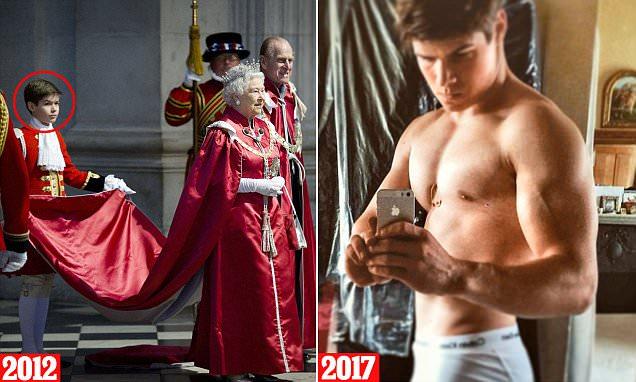 Arthur Chatto, il nipote della Regina Elisabetta II star di Instagram