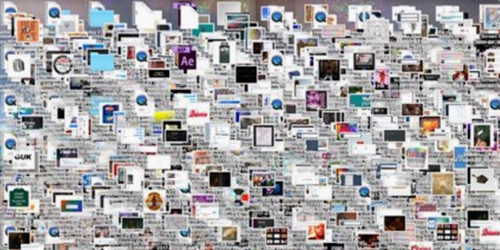 These horrifyingly messy desktops will majorly stress you out https://t.co/eBhU7vZyzD https://t.co/3V2jgpFgVz