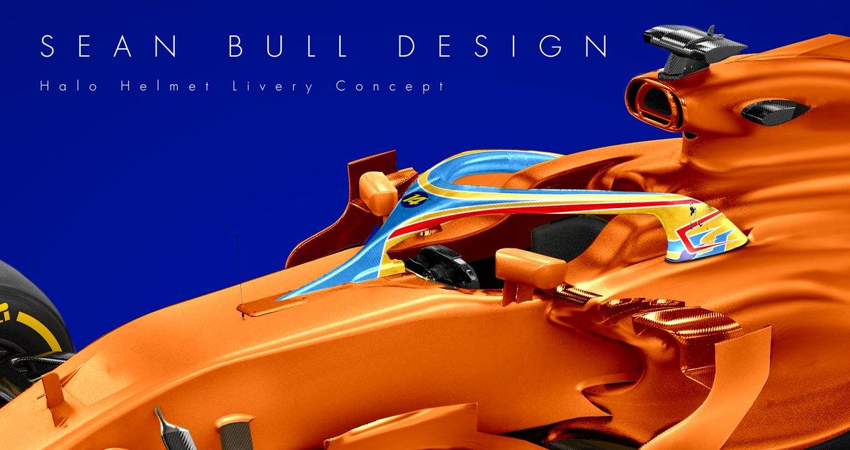 Bildergebnis für f1 2018 sean bull design