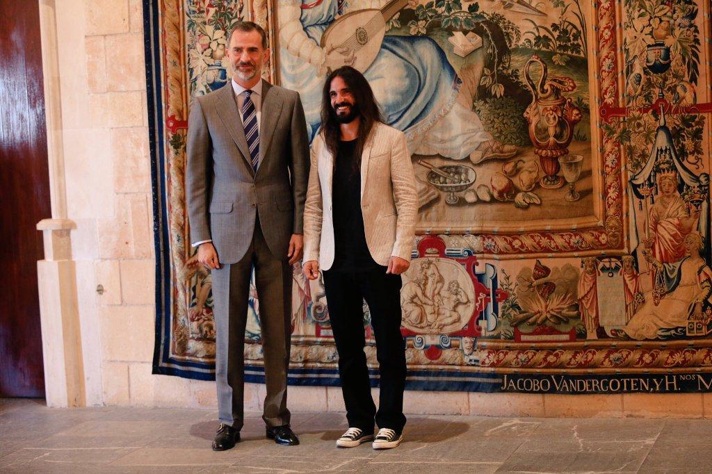 Image result for el balti con el rey