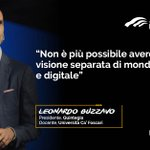 Leonardo Buzzavo, Presidente di Quintegia e ideatore e Coordinatore Tematico di Automotive Dealer Day, a #ADDXV #quote