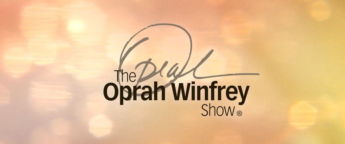 Knowledge Officer On Twitter The Show Won Oprah The Audiences