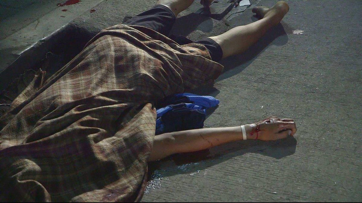 Philippine police 'dumping bodies' of drug war victims in Manila Bay https://t.co/FLK3S8mdz2