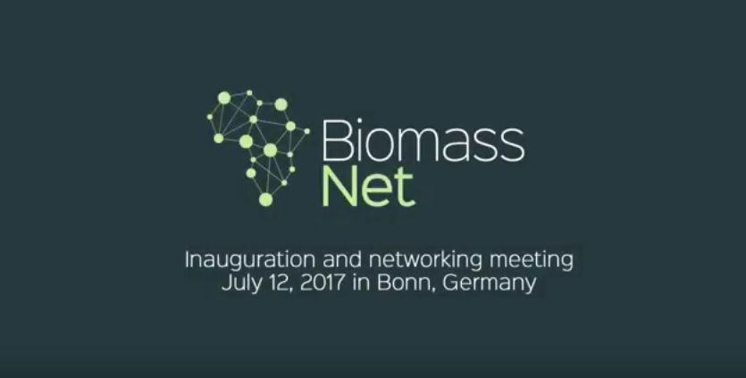 Network meeting and launch of BiomassNet
