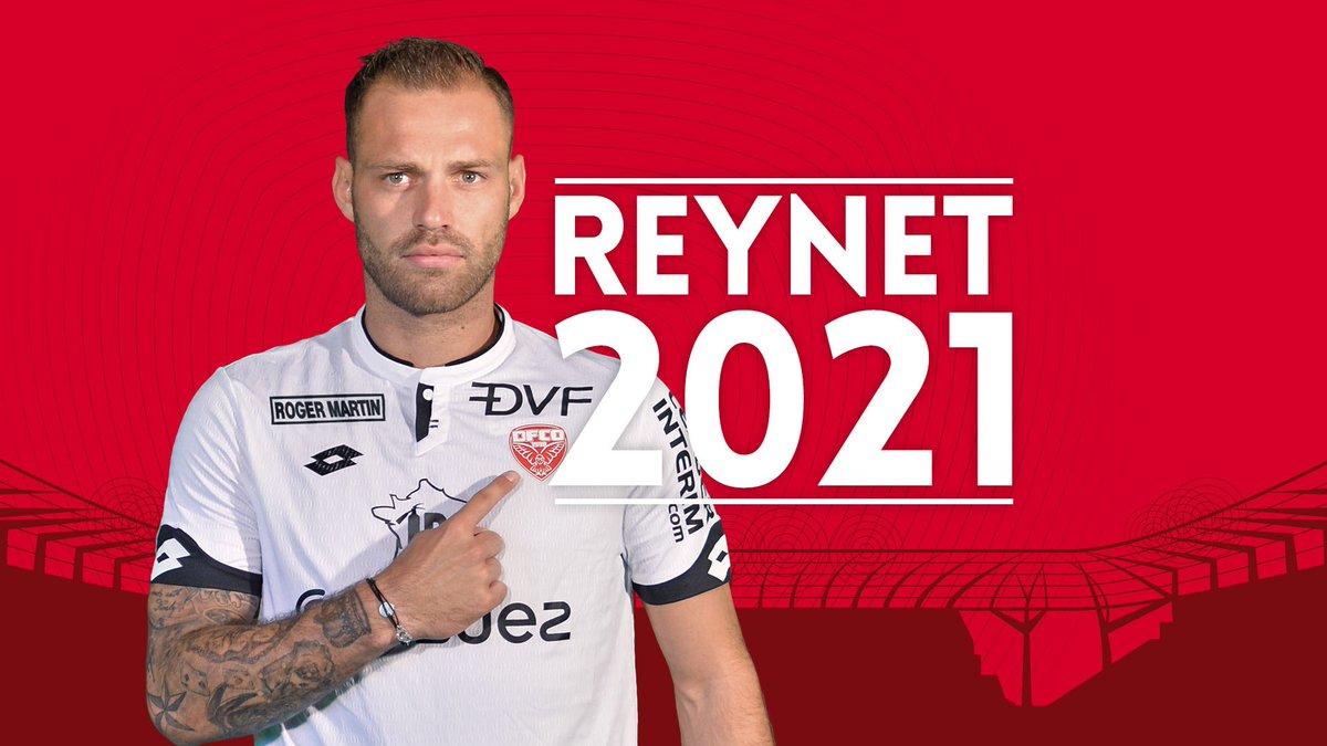 OFFICIEL / @BaptisteReynet prolonge au #DFCO jusqu'en 2021 ! 🔝👍 + d'infos ➡️ https://t.co/eQGiYsoR9B #TeamDFCO #Ligue1Conforama #mercato