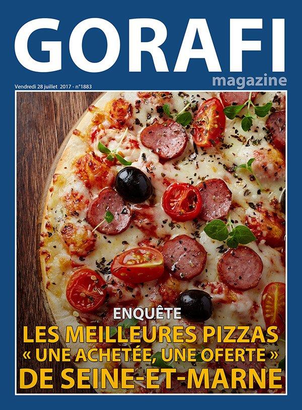 Gorafi Magazine : les meilleures pizzas 'une achetée, une offerte' de Seine-et-Marne https://t.co/k56bkWMyaT