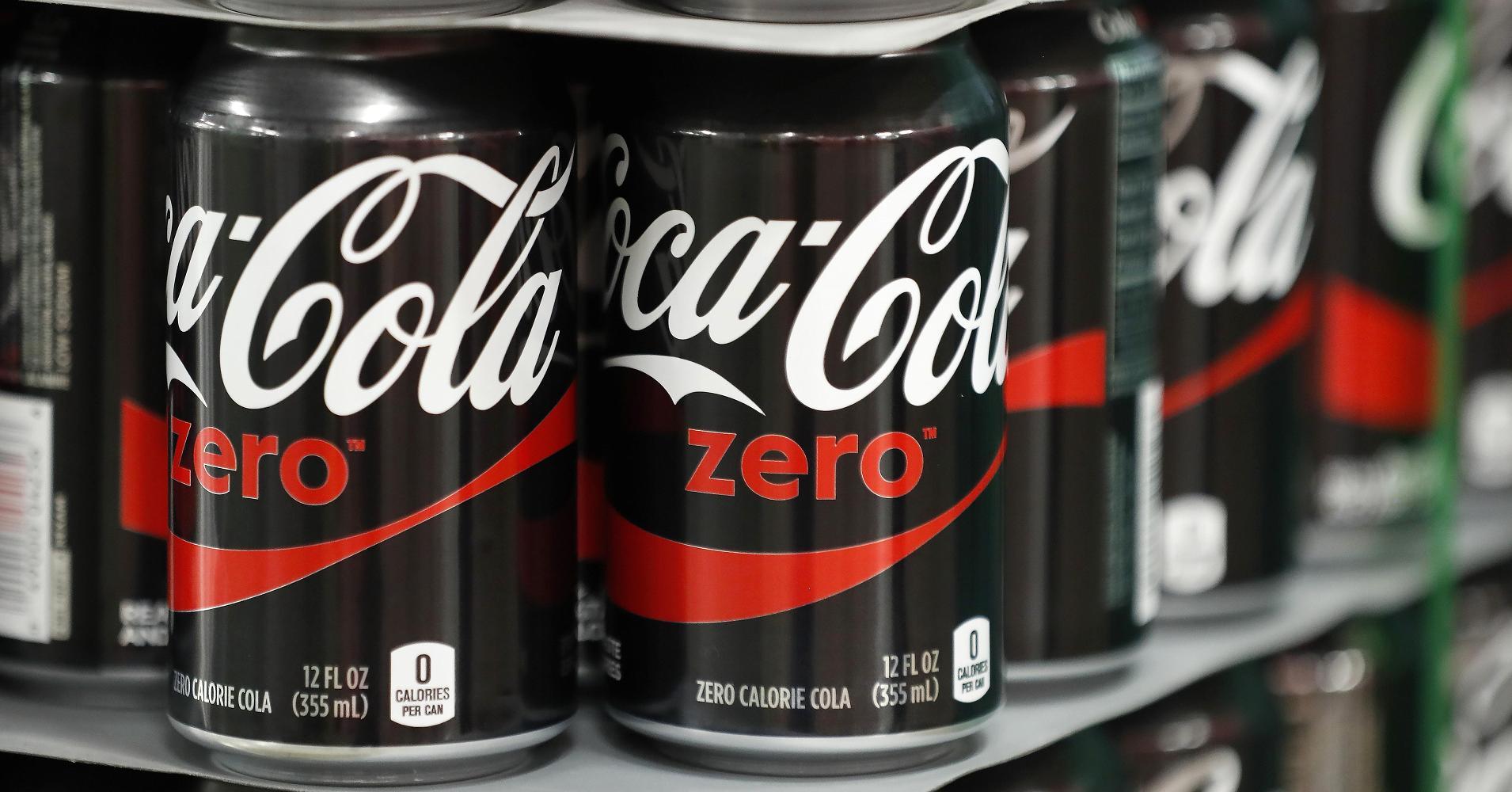 Why in the world are they taking Coke Zero away from us? RIP sweet angel 💔 https://t.co/6O0rWVVStK https://t.co/nJjxRLfXXD