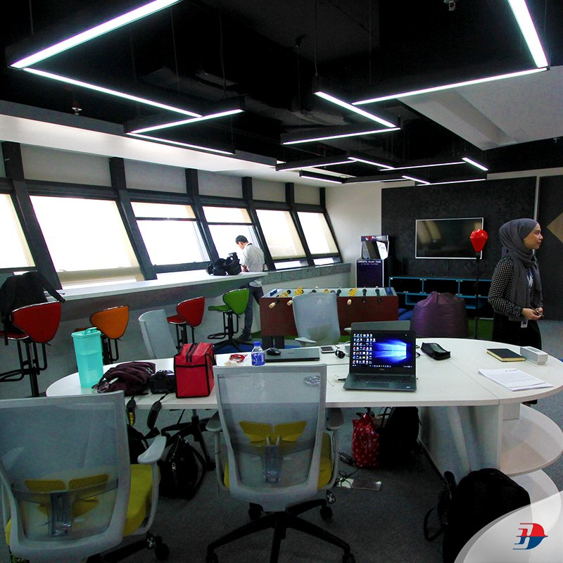 A New Chapter Has Begun With Our Very First Innovation Lab   ISpace. Take A