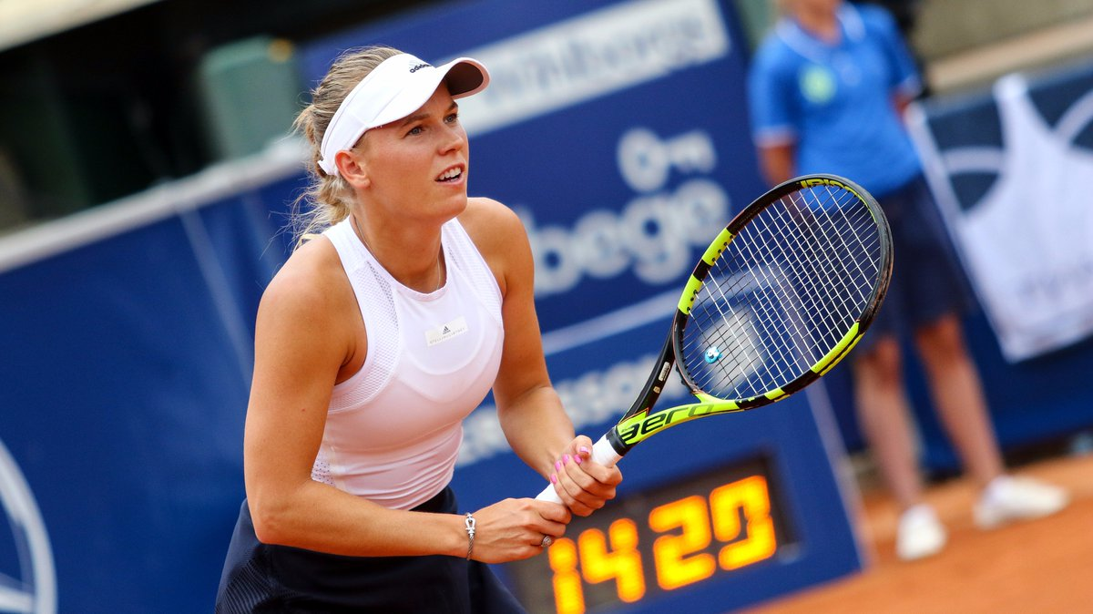 .@CaroWozniacki drops just four games in @swedish_open Quarterfinals!  HIGHLIGHTS--> https://t.co/LPByvDRE2P