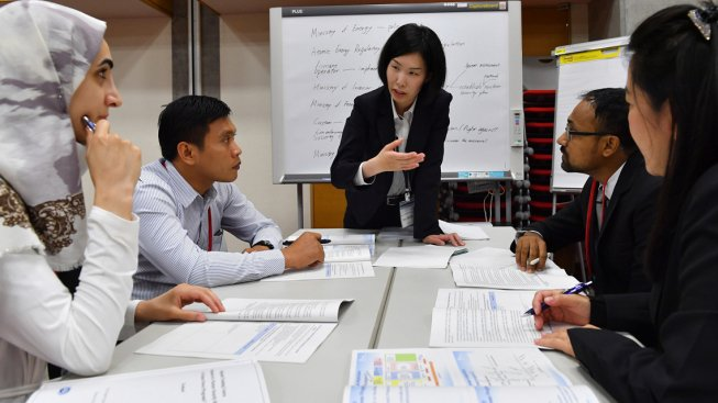 A new #edu course on leadership in #nuclear #safety now open for applications from young & mid-career professionals: https://t.co/OknJEGIhlr