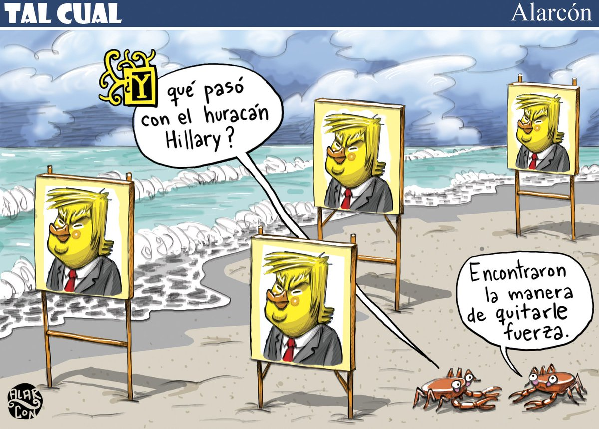 Huracán Hillary - Alarcón