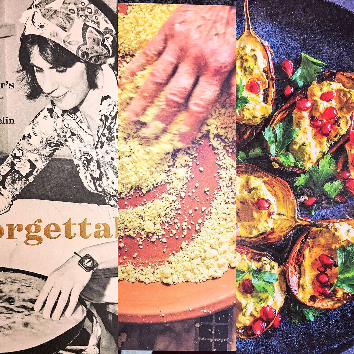 Inspirational cookbook about a brilliant woman. Unforgettable by @emilythelin, celebrating the life of Paula Wolfert.