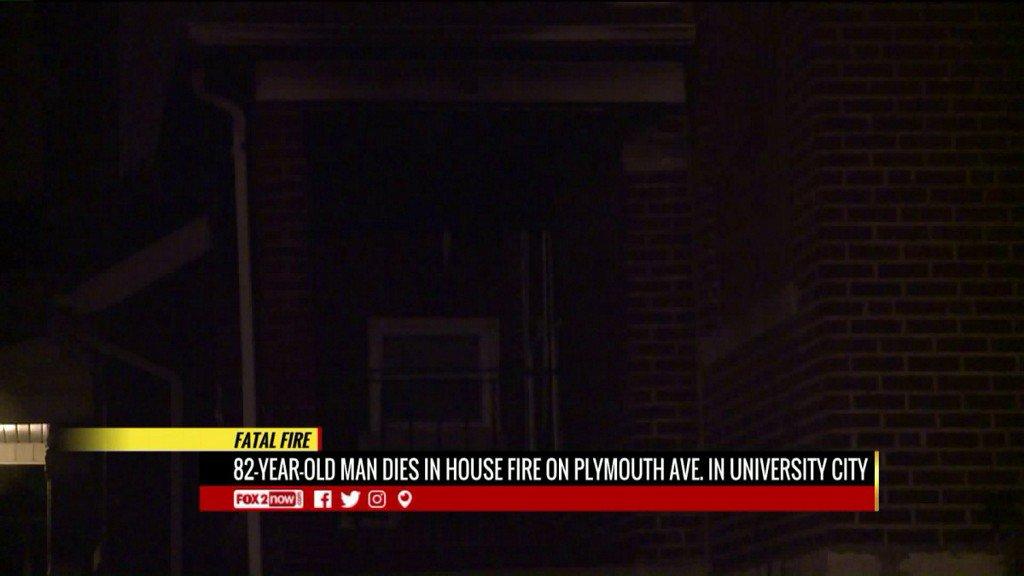 Elderly man dies in University City house fire https://t.co/hUgh5jdhBn