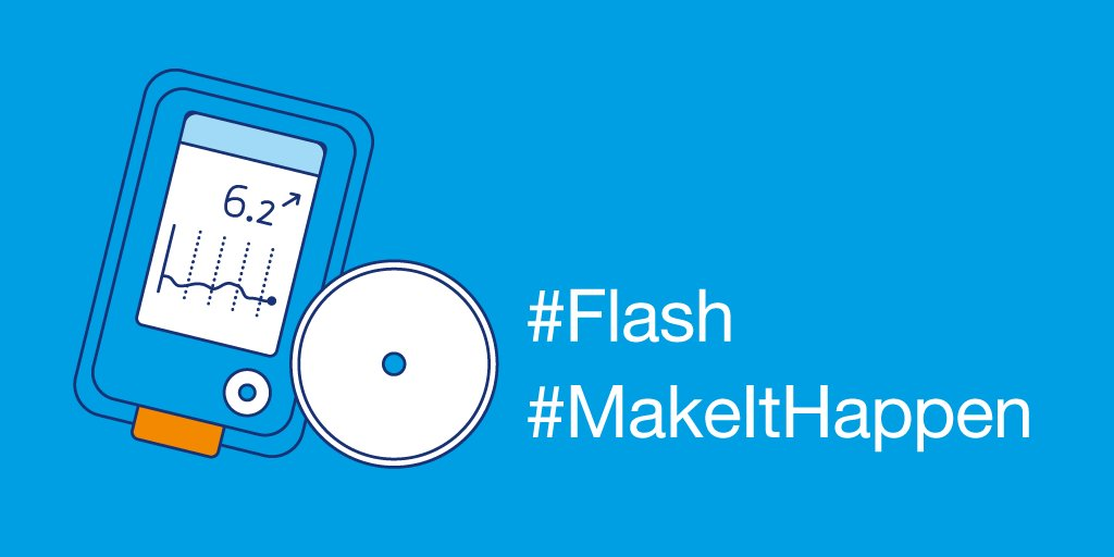 News Flash! A decision to put Freestyle Libre on the NHS is imminent. Help us #MakeItHappen https://t.co/sfzSCg0NqJ #Flash