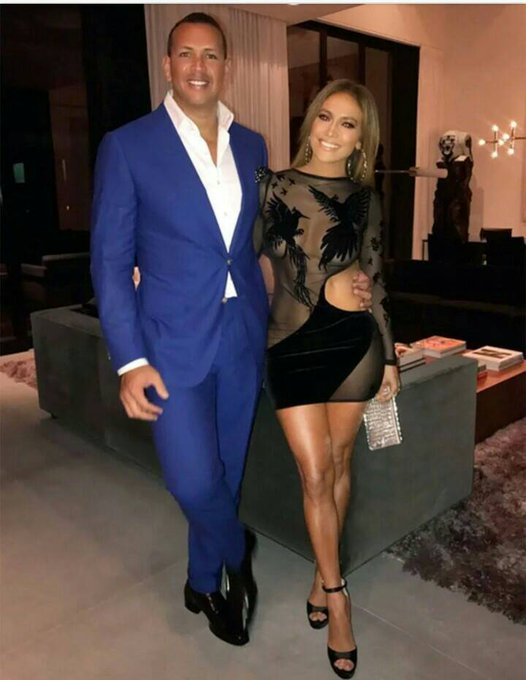 Jennifer Lopez wishes the man that makes her heart skip a beat  Alex Rodriguez a happy birthday