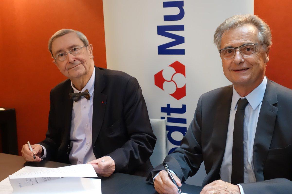 Credit Mutuel On Twitter Le Partenariat Du Credit Mutuel Ile De