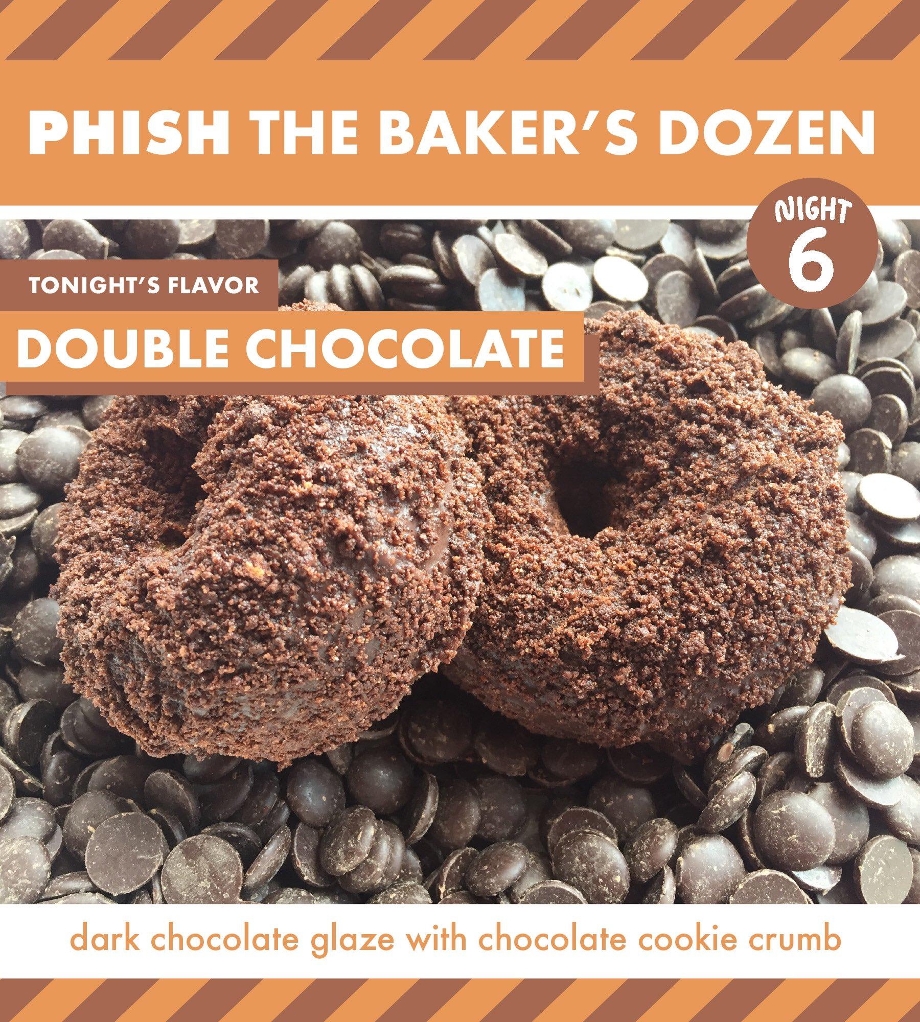 Phish.Net: DOUBLE CHOCOLATE
