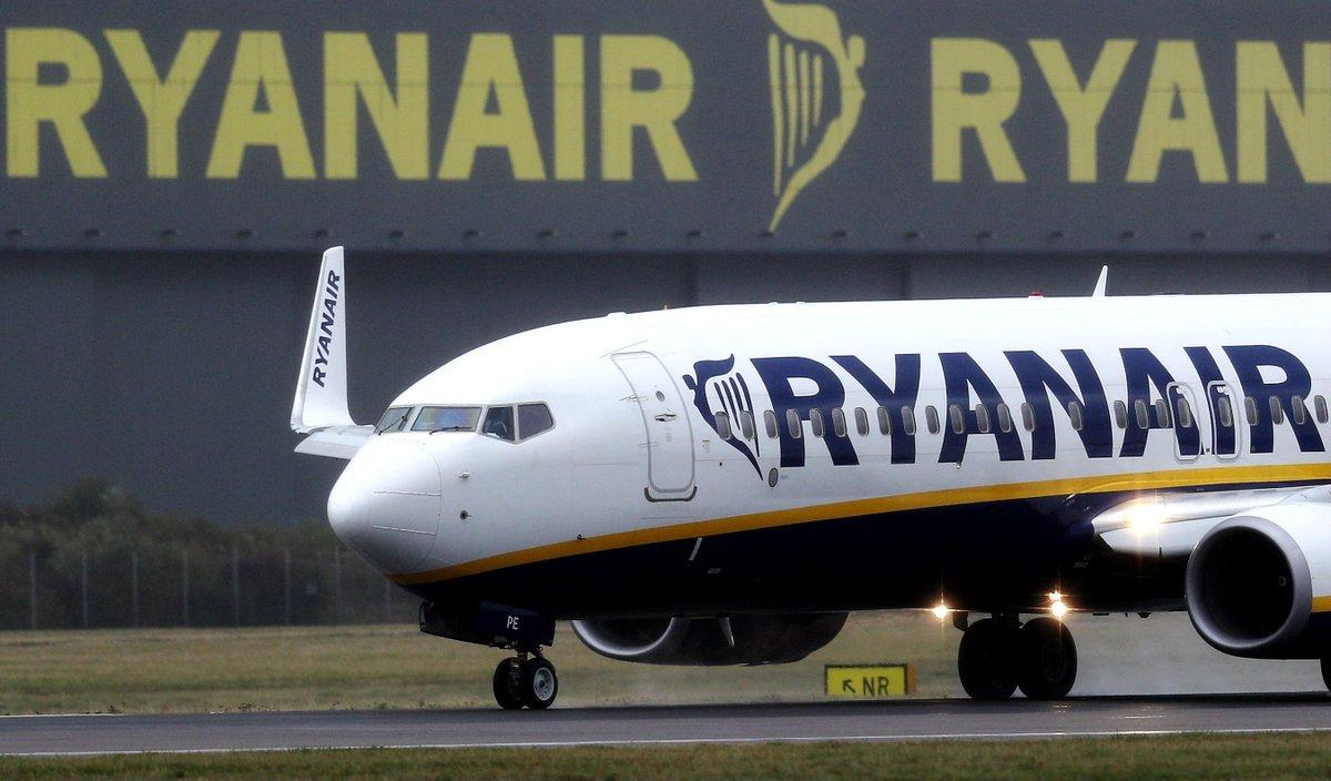 94% dei clienti di Ryanair soddisfatti dell'esperienza di volo