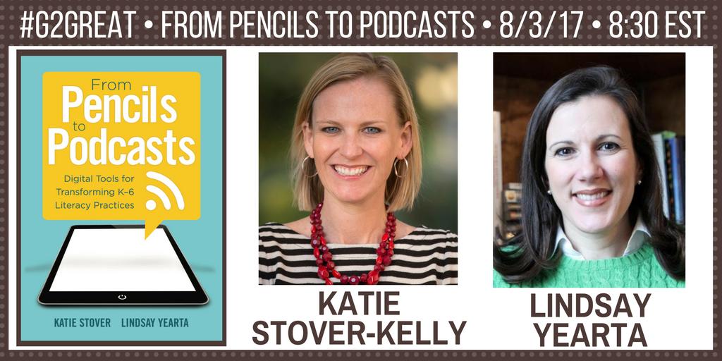 #G2Great can't wait to talk to guest hosts Katie & Lindsay tonight! Please join us. @ktkelly14 @LYearta  Alert: https://t.co/3fhVe5uQyN https://t.co/Nek37f4gST