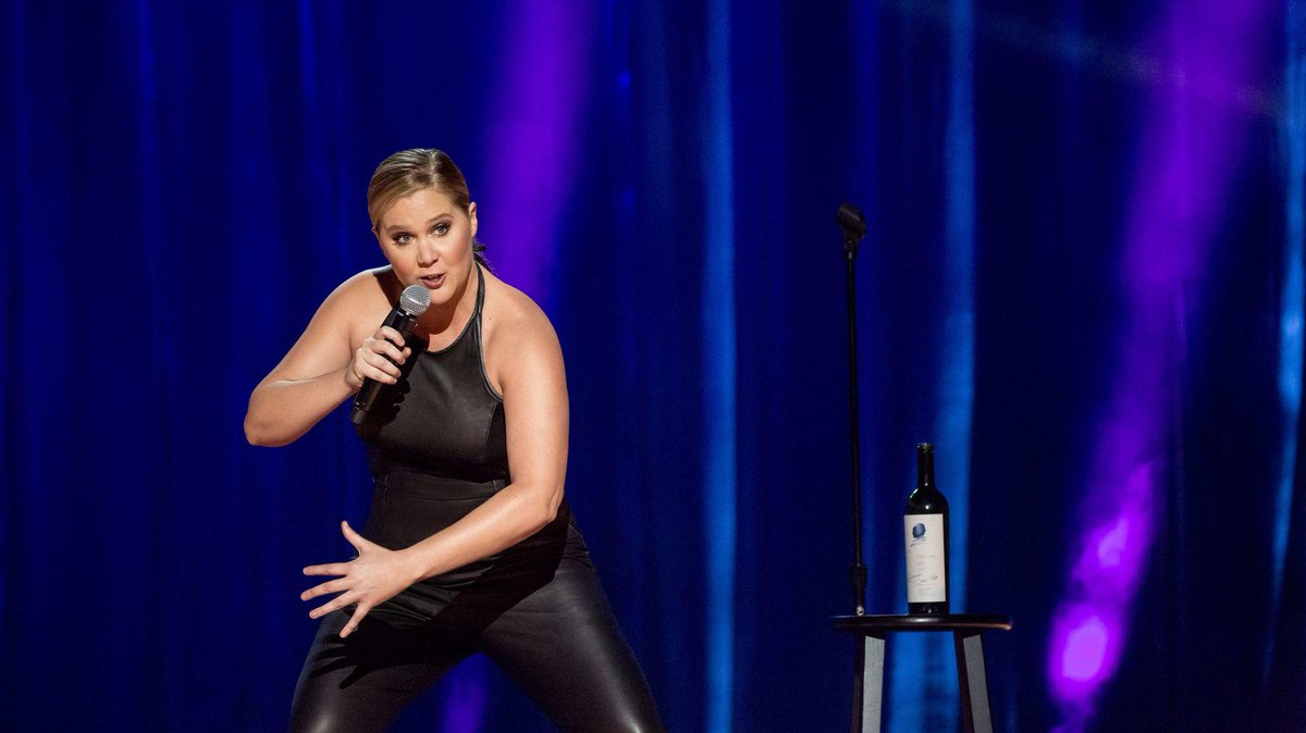 Jerry Seinfeld is Forbes' highest-paid comedian; Amy Schumer still only woman to crack the top 1https://t.co/iyu9YVClK90