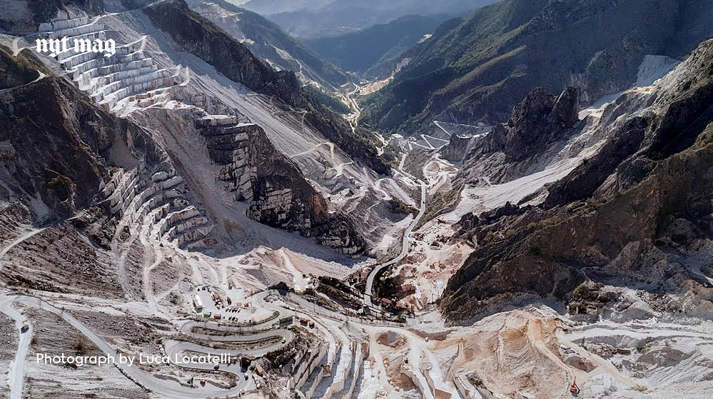 A look at the majestic marble quarries of Northern Italy https://t.co/wg8Gln0e3u