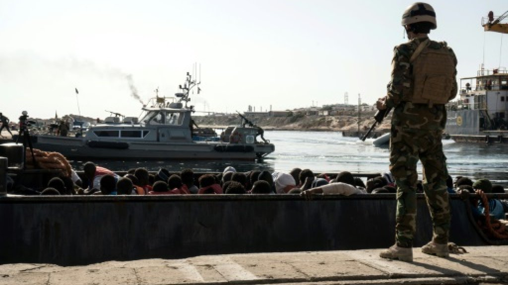 Libya unity govt denies accord for Italy ships to deploy https://t.co/y5Nf8ToPxj