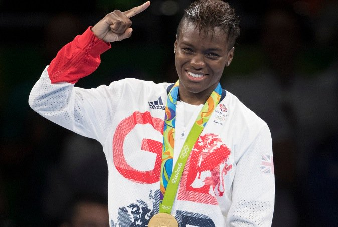 Olympic gold medallist Nicola Adams claims she would 'definitely' beat Conor McGregor in boxing ring https://t.co/Gu9gNBx5n2