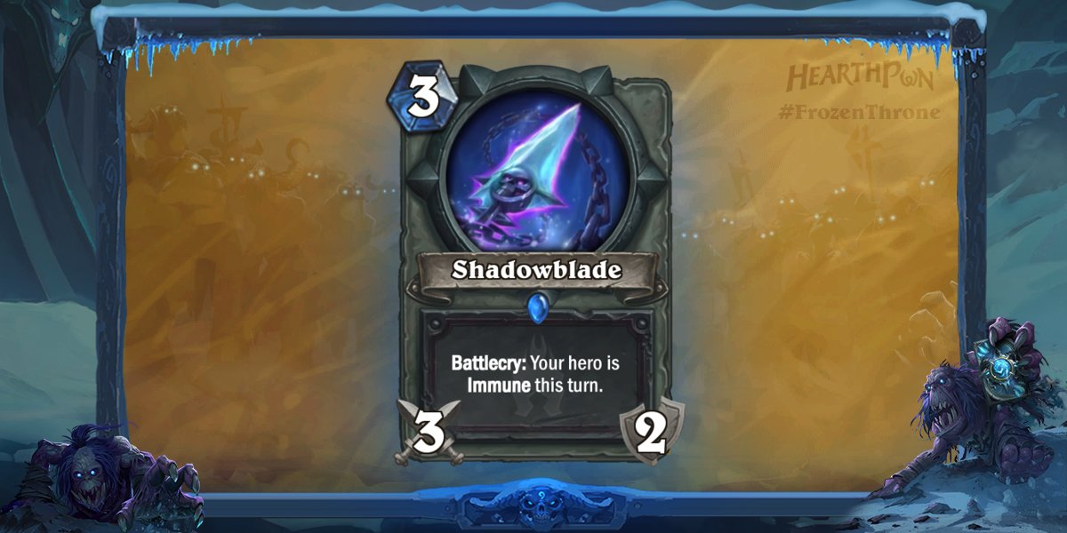 Your hero is immune hearthstone download