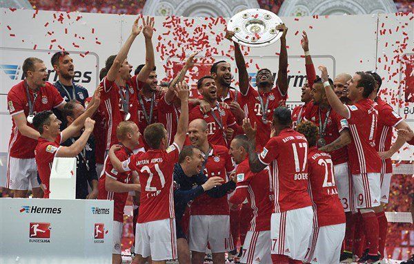 Bundesliga 2017-18 odds: All of the latest title, relegation & top scorer betting in Germany https://t.co/6RUeA76lWw