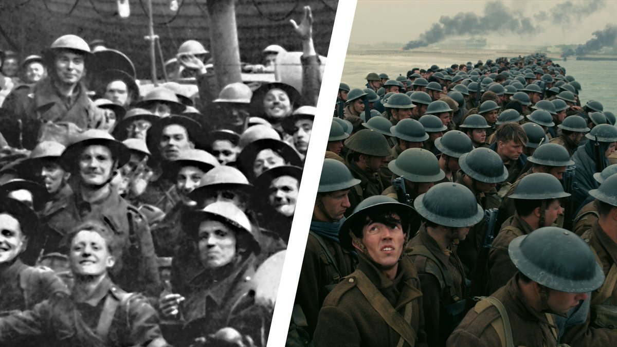 Everything that's great about 'Dunkirk', according to a Dunkirk historian https://t.co/1QVfIKBPPw