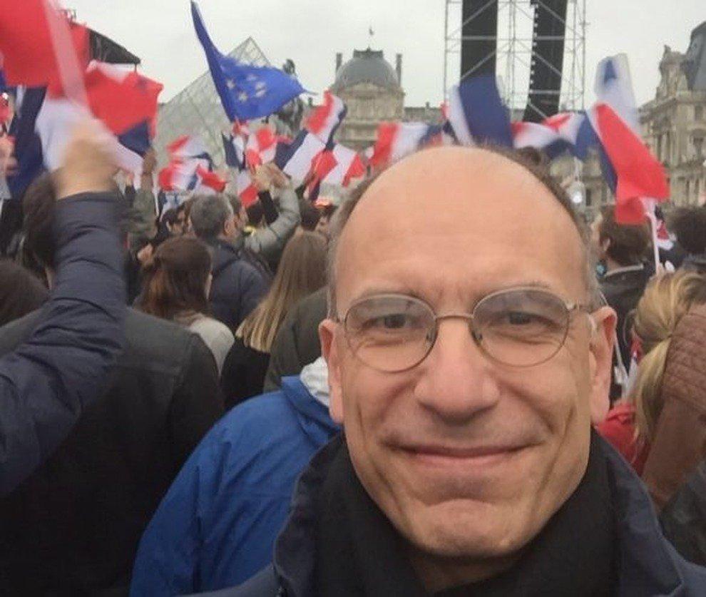 Enrico Letta Twitter: Alex Liuto Giusto (@LiutoGiusto)