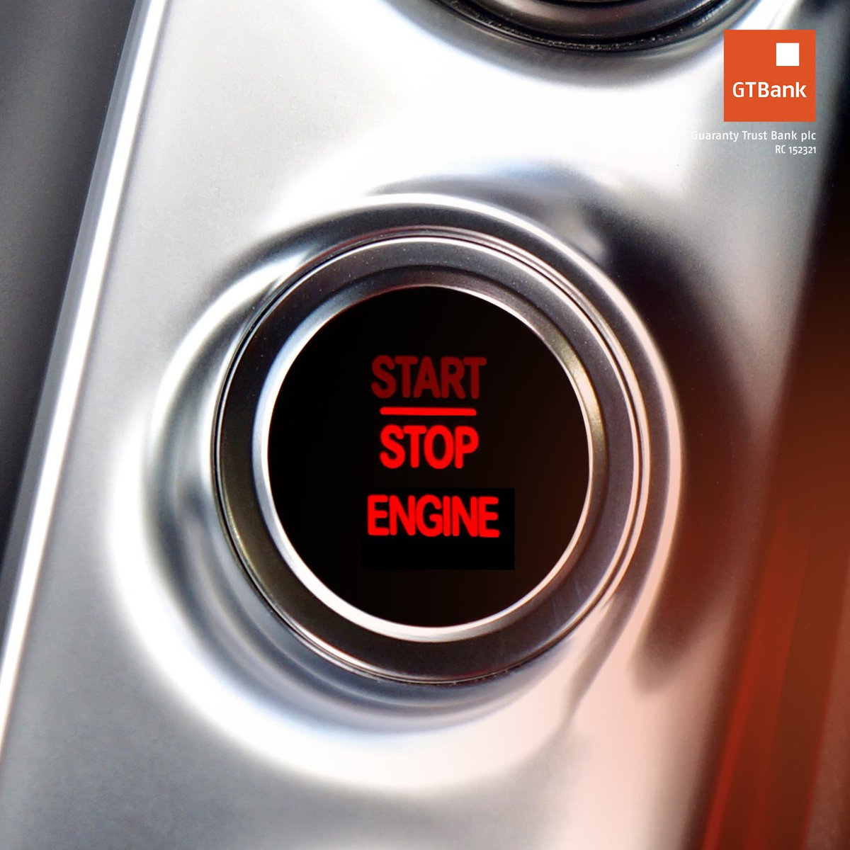 #TGIF On your mark! Set! STOP ENGINE! Happy Weekend, Y'all!