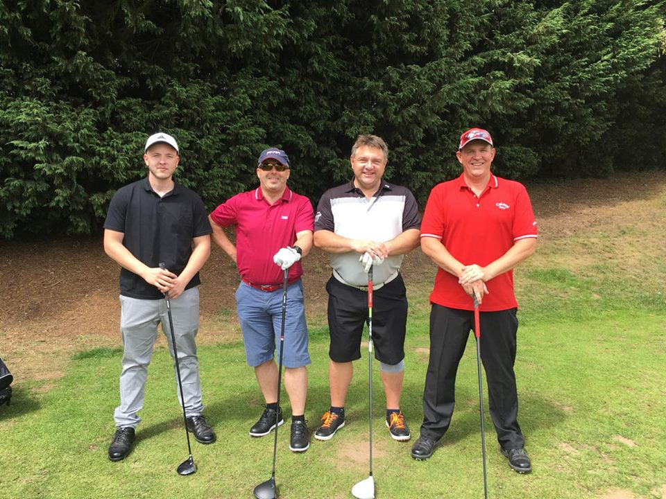 A big thank you to @cedarandco for raising £3,100 for the BHF at their golf day this year! ️⛳️